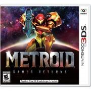 Metroid Samus Returns Nintendo 3DS-