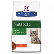 Hills Prescription Diet Metabolic (Feline)