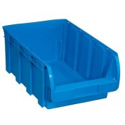 Allit Kunststoffbox compact, 316 x 500 x 200 mm, blau