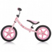Bicicleta fara pedale Chipolino Moby pink