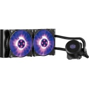 CPU Hladnjak 1150/1151AM3+/AM4 Cooler MasterLiquid ML240L RGB, MLW-D24M-A20PC-R1