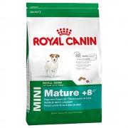 8 kg Mini Adult 8+ Royal Canin pienso para perros