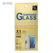 50 PCS Tempered Glass Film Screen Protector Package Packing Paper Box Size: 18 x 9 x 0.1 cm