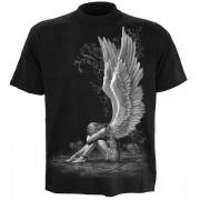 póló férfi - Enslaved Angel - SPIRAL - D024M101