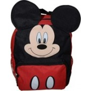 Disney Group Ruz Mickey Mouse Big Face Little Boy 10 Backpack 10 L Backpack(Multicolor)