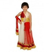 KIDZ GIRLS ETHNIC GOWNS FOR AGE OF 5 TO 12 YEARS