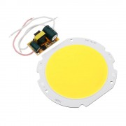 Meco AC90-240V 20W DIY LED Chip Round Board Panel Bead with LED Power Supply Driver Transformer