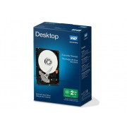 Western Digital Disco HDD Interno WESTERN DIGITAL Everyday (2 TB - SATA - 7200 RPM)
