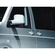 Retroviseur complet VW T5 - Electrique - Aspherique - Coiffe a peindre - Gau...