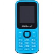 Snowtel Z6 (Dual Sim 1.8 Inch Display 800 Mah Battery Blue-Black)
