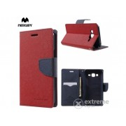 Husă Mercurycase Fancy Diary pentru Samsung Galaxy J5 (SM-J500), roșu