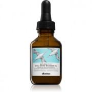 Davines Naturaltech Well-Being ulei de masaj pentru piele sensibila 100 ml