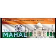 Spain 2016 India Taj Mahal 7 Wonders of The Modern World pho...
