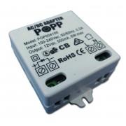 Адаптер за външно захранване за POPP Smoke Sensor