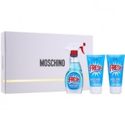 Moschino Fresh Couture coffret II. Eau de Toilette 50 ml + gel de duche 50 ml + leite corporal 50 ml