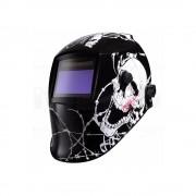 Masca automata pentru sudura IWELD FANTOM 4 Alcatraz-Skull