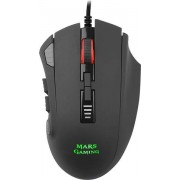 Mars Gaming MM418 Wired Mouse, B