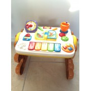 Baby Bureau Bilingue De Vtech 2 En 1