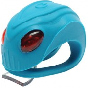 Futaba Alien Head Design Bicycle Led Light - Blue