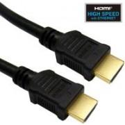Roline HDMI kabel sa mrežom, HDMI M - HDMI M, 2.0m, S3672-10