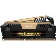 Corsair 8 GB DDR3-RAM - 1600MHz - (CMY8GX3M2A1600C9A) Corsair Vengeance Pro Kit Gold CL9