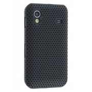 Samsung Galaxy Ace S5830 Slim Mesh Case - Samsung Hard Case (Classic Black)