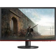 "AOC Gaming G2260VWQ6 21.5"" Full HD LED Plana Negro, Rojo pantalla para PC LED display"