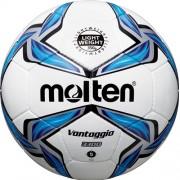molten Kinder-Fußball F5V3335 (350g) - weiß/blau/silber | 5