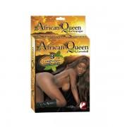 Papusa gonflabila African Queen
