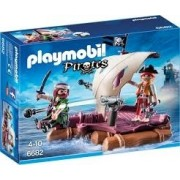 Pluta Cu Pirati Playmobil