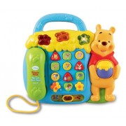 VTech - Winnie The Pooh - Play and Learn Phone