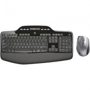 Logitech MK710 Wireless Desktop Wireless keyboard/mouse combo Splas...