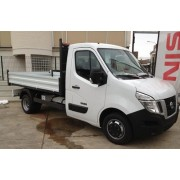 ATTELAGE NISSAN NV400 PLATEAU 07/2010-- - Chassis cabine roues jumelees sauf...
