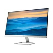 "HP Home 27es 68.6 cm (27"") Full HD LED LCD Monitor - 16:9 - Natural Silver, Silver"