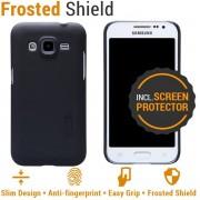 Nillkin Backcover Samsung Galaxy Core Prime (Super Frosted Shield Black)