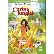 Cartea Junglei. Primele mele lecturi - Nivelul 2 (8-9 ani)