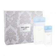 Dolce&Gabbana Light Blue confezione regalo Eau de Toilette 100 ml + Eau de Toilette 25 ml Donna