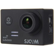 Camera video de Actiune SJCAM SJ5000WIFI-BK, Filmare Full HD, 14 MP, Wi-Fi (Neagra) + Cartela SIM Orange PrePay, 6 euro credit, 4 GB internet 4G, 2,000 minute nationale si internationale fix sau SMS nationale din care 300 minute/SMS internationale mobil U