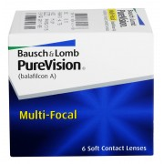 PureVision Multifocal 6 buc.