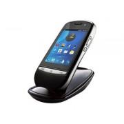 Sagemcom ALIUM - Téléphone sans fil - système de répondeur - appareil photo numérique, lecteur numérique avec ID d'appelant - DECTGAP / IEEE 802.11b/g/n (Wi-Fi)