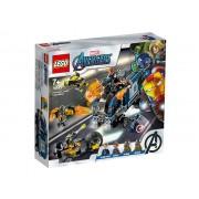 RAZBUNATORII - DISTRUGEREA CAMIONULUI - LEGO (76143)