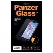Protector de Ecrã PanzerGlass Compatível com Capa para Huawei P20 - Preto
