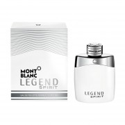 Eau De Toilette Montblanc Legend Spirit 100 Ml
