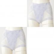 ゆきねえ モアソフトお腹シェイプショーツ 同色2枚組【QVC】40代・50代レディースファッション