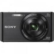 Цифров фотоапарат Sony Cyber Shot DSC-W830 black - DSCW830B.CE3