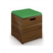 Puff Corino Verde 9070 MPO Imperial Imbuia