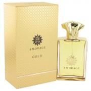 Amouage Gold Eau De Parfum Spray 3.4 oz / 100.55 mL Men's Fragrance 512989