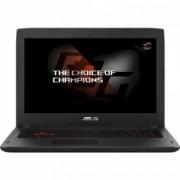 Laptop Gaming Asus Rog GL502VM-FY163 Intel Core i7-7700HQ 8GB DDR4 1TB HDD+128GB SSD nVidia GeForce GTX1060 3GB Endless