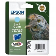 Epson Bläckpatron Epson C13T07954010 Light Cyan