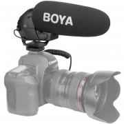 Boya By-bm3030 Escopeta Condensador Cardioide Micrófono Radiodifusión